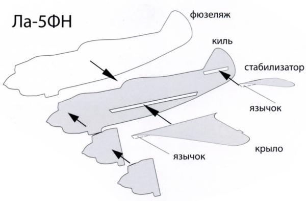 Делаем модель самолета из простой бумаги