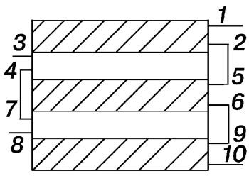 Конструктивное исполнение выходного трасформатора усилителя мощности А.Баева