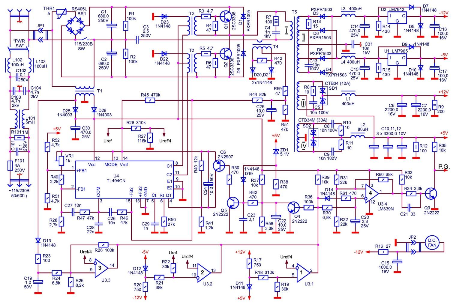 Типовая схема электропроводки в квартир панельных пяти этажек