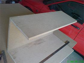 06 - Интерлавка, Как самому сделать короб для сабвуфера