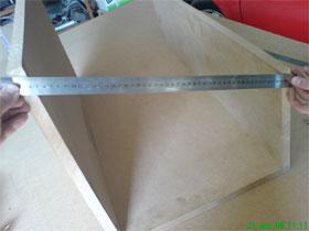 08 - Интерлавка, Как самому сделать короб для сабвуфера