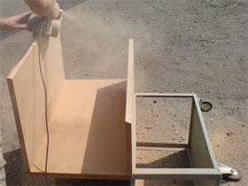 09 - Интерлавка, Как самому сделать короб для сабвуфера