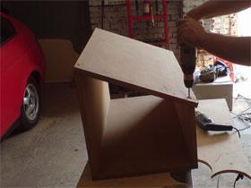 11 - Интерлавка, Как самому сделать короб для сабвуфера