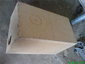 24 - Интерлавка, Как самому сделать короб для сабвуфера